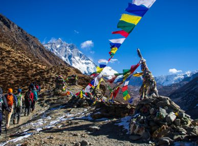 Annapurna Sanctuary Or Base Camp Trek